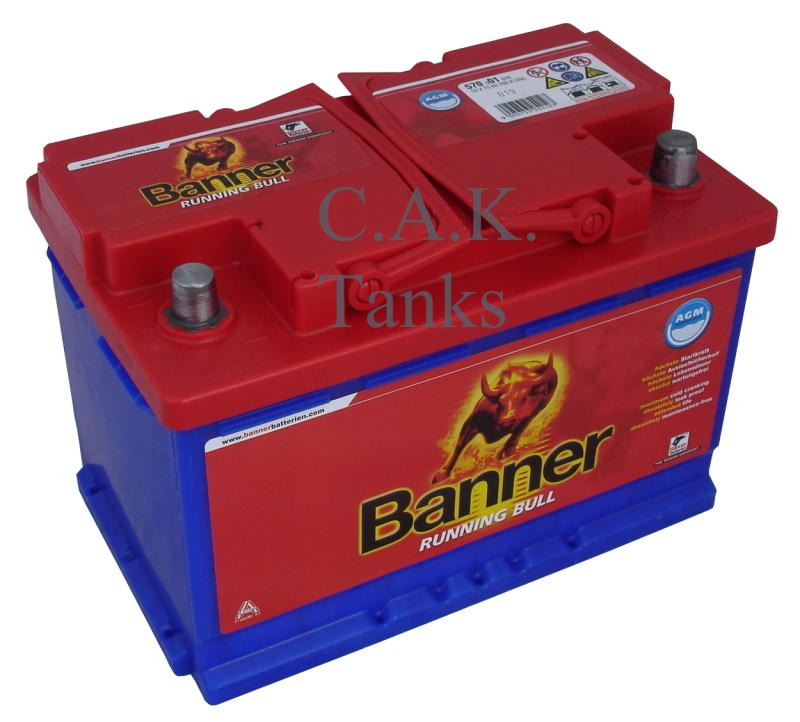 agm 12v 80ah banner running bull leisure battery. Black Bedroom Furniture Sets. Home Design Ideas