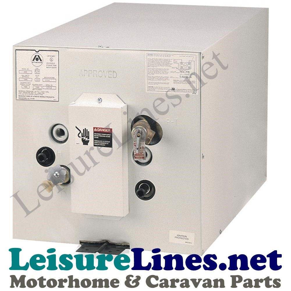 Gas Water Heater Reviews >> Atwood EHM6-220 Marine Water Heater c w Heat Exchanger 220V 1500W