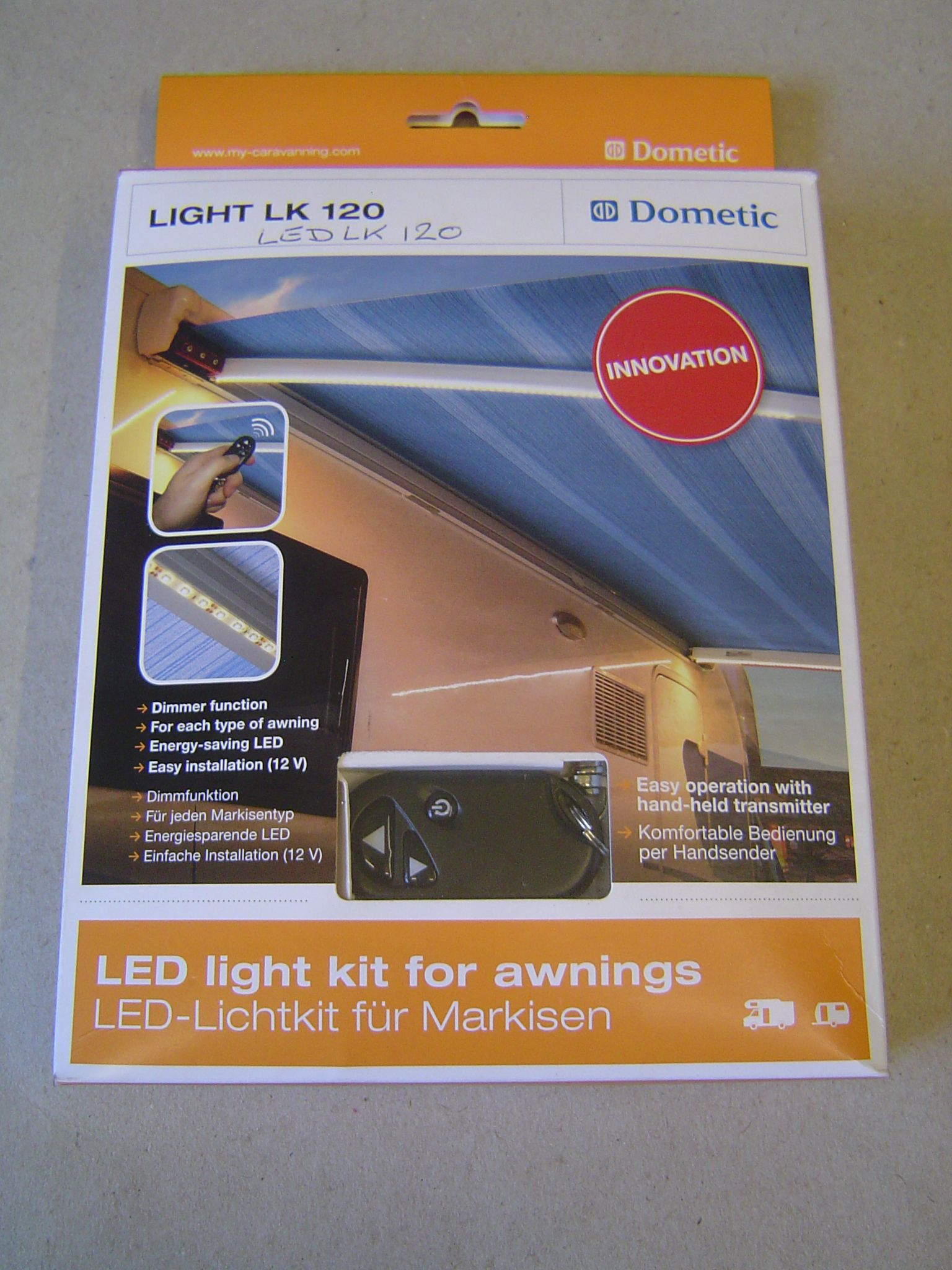 Dometic Led Awning Light Lk120