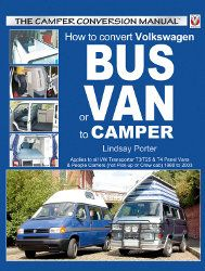 How to convert VW T3/T4 Bus or Van to camper Lindsay Porter