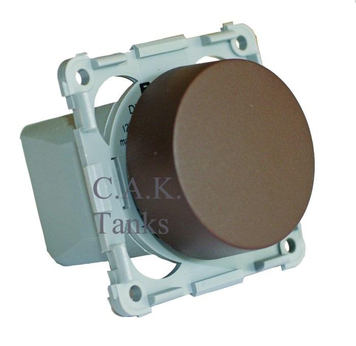 12v Dimmer Switch >> Berker Electronic Dimmer Switch 12v Grey