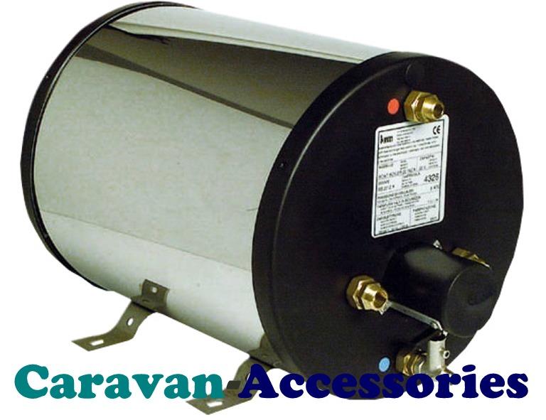 CARAVAN BOILER WATER HEATER 22 LITRE - 500 WATT
