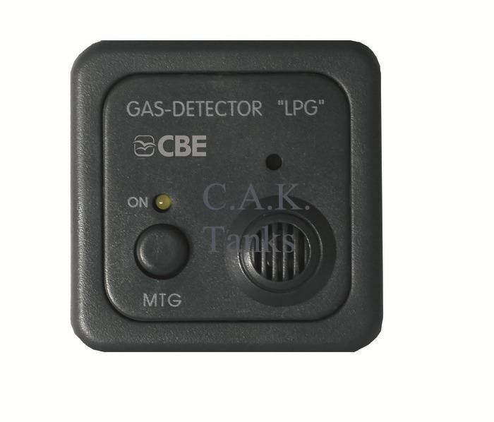 Gas Detector Lpg Amp Anaesthetic 12v