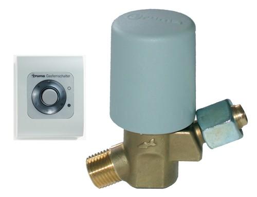 truma electro shut off gas valve. Black Bedroom Furniture Sets. Home Design Ideas