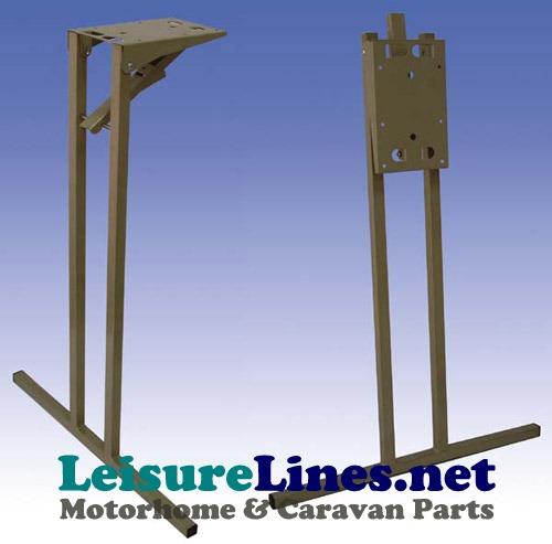 Swing N Lock Folding Table Leg 700 Silver Sand - How To Make A Folding Table Legs